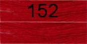 Нитки бытовые IDEAL 40/2 366м 100% п/э, цв.152 красный