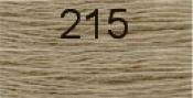 Нитки бытовые IDEAL 40/2 366м 100% п/э, цв.215 серый