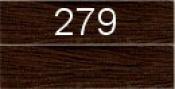 Нитки бытовые IDEAL 40/2 366м 100% п/э, цв.279 коричневый