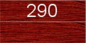Нитки бытовые IDEAL 40/2 366м 100% п/э, цв.290 кирпичный