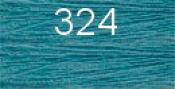 Нитки бытовые IDEAL 40/2 366м 100% п/э, цв.324 голубой