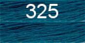 Нитки бытовые IDEAL 40/2 366м 100% п/э, цв.325 голубой