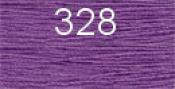 Нитки бытовые IDEAL 40/2 366м 100% п/э, цв.328 сиреневый
