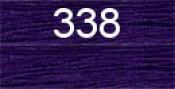 Нитки бытовые IDEAL 40/2 366м 100% п/э, цв.338 сиреневый
