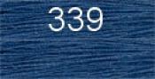 Нитки бытовые IDEAL 40/2 366м 100% п/э, цв.339 голубой