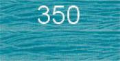 Нитки бытовые IDEAL 40/2 366м 100% п/э, цв.350 голубой