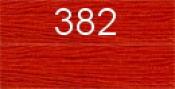 Нитки бытовые IDEAL 40/2 366м 100% п/э, цв.382 рыжий