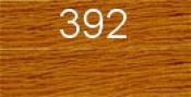 Нитки бытовые IDEAL 40/2 366м 100% п/э, цв.392 рыжий