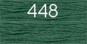 Нитки бытовые IDEAL 40/2 366м 100% п/э, цв.448 зеленый