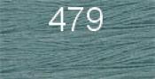 Нитки бытовые IDEAL 40/2 366м 100% п/э, цв.479 голубой