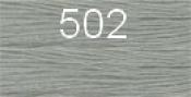 Нитки бытовые IDEAL 40/2 366м 100% п/э, цв.502 серый