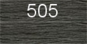 Нитки бытовые IDEAL 40/2 366м 100% п/э, цв.505 серый