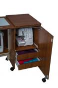 Стол для швейной машины и оверлока Комфорт 5+