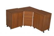 Стол для швейной машины и оверлока Комфорт 6XL