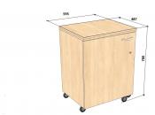 Стол для швейной машины Комфорт-1XL