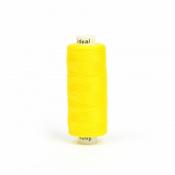 Нитки бытовые IDEAL 40/2 366м 100% п/э, цв.124 желтый