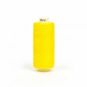 Нитки бытовые IDEAL 40/2 366м 100% п/э, цв.136 желтый