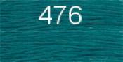 Нитки бытовые IDEAL 40/2 366м 100% п/э, цв.476 голубой