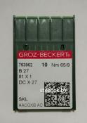 Игла Groz-Beckert B27 №65 SKL