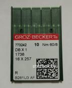 Игла Groz-Beckert DBx1 №60